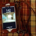 JACA JACAの「HUKURO オープン型iPhoneケース」は革好きにはたまらない!