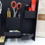 ナカバヤシの「ライフスタイルツール」で机の整理がしやすい!