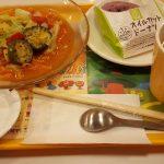 ミスドとソラノイロのコラボ、今度は「ベジ涼風麺」を食べてきた! ゆずこしょうが合う!