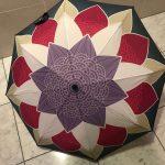北斎グラフィックの折りたたみ傘も買いました。
