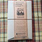 トラベラーズノート STATION EDITIONを買いました。